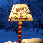 Projects | Lamp | Design | Art | Evdokia Bach
