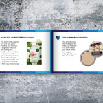 Bluescandal | Brochure | Catalog | Design | Publishing | Evdokia Bach