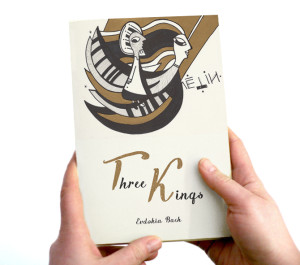 Design | Book | Three Kings