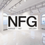 Natalie Fet Gallery | Logo | Identity | Branding | Advertising | Dusia Bach