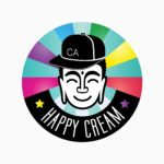 Happy Cream | Branding | Promo | Design | Logo | Packaging | Dusia Bach