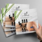 artnaturals | Catalog | Beauty | Promo | Design | Print | Dusia Bach