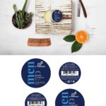 artnaturals | Packaging | Labels | Brand Identity | Beauty | Promo | Design | Branding | Dusia Bach